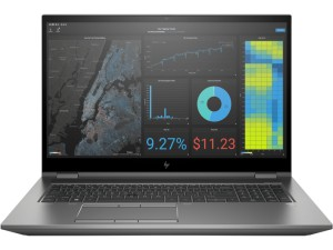 HP ZBook Fury 17 i9-10885H/RTX5000/32GB/1TB/Win10Pro