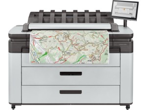 Ploter HP DesignJet XL 3600 MFP