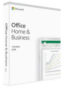 Microsoft Office Home & Business 2019 PL Box Win/Mac