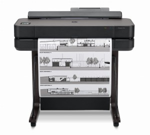 Ploter HP DesignJet T650 24-in (CASHBACK 90 zł)