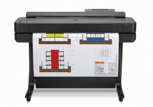Ploter HP DesignJet T650 36-in (CASHBACK 1400 zł)